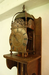 Clock - Buttolph Williams House