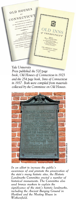 Old House of Connecticut and Inns of Connecticut