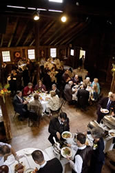 Wedding Reception at the Webb Barn