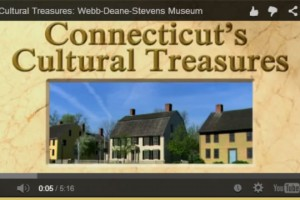 CT Cultural Treasures Video