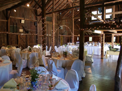Awesome Weddings In A Barn Pictures