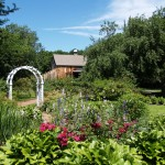 Tours of Garden by One of America's First Female Landscape Architects Offered on CT Historic Gardens Day, June 22
