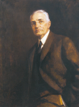 Portrait of Nutting