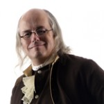 Ben Franklin to Set the Record Straight at Webb-Deane-Stevens Museum – October 9