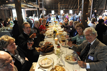 18th Century Thanksgiving Dinner at Webb-Deane-Stevens Musuem