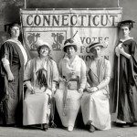 Outrageous and Courageous: CT Women and the Fight for Suffrage