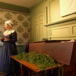 Up Close and Creepy:  Wethersfield Witch Trials, Ancient Burying Grounds  and a 19th-Century Wake at Webb-Deane-Stevens Museum