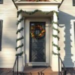 Holiday decor at Webb Deane Stevens Museum