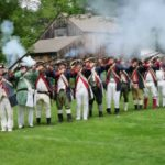 Revolutionary War Encampment