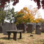 Up Close and Creepy:  Witches & Tombstones Tours at WDS
