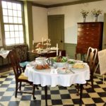A Recreated Dinner with Gen. Washington